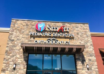 Smart Pediatric Dentistry - Spanish Fork Utah Office Cover